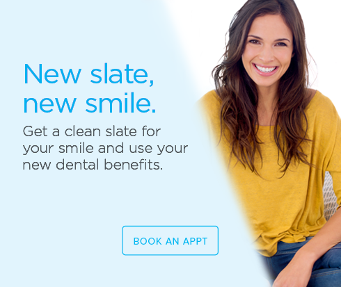 East Stapleton Dentistry - New Year, New Dental Benefits
